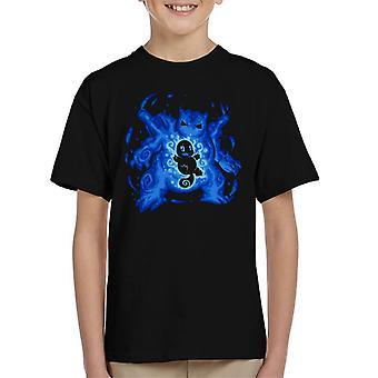 Veden kehityksen Squirtle ja Blastoise Pokemon Lasten t-paita