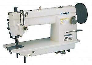 Eagle GC6-7D Walking Foot Industrial Straight Stitch Automatic Sewing Machine for Leather
