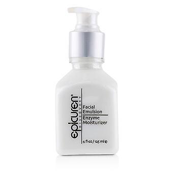 Epicuren Facial Emulsion Enzyme Moisturizer - For Normal & Combination Skin Types - 118ml/4oz