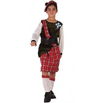 Kinder kostuums kinderen Schotse kostuum kind jongen