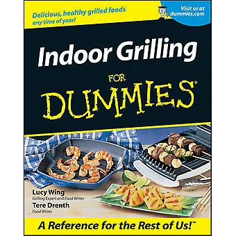 Indoor Grilling for Dummies by Lucy Wing - 9780764553622 Book