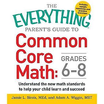 De alles ouder's Guide aan gemeenschappelijke kern Math - begrijpen de nieuwe