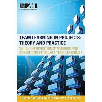 Team Learning in Projects - Theory and Practice by Chantal Savelsbergh