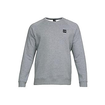 Under Armour Rival Fleece Crew 1320738-036 Mens sweatshirt
