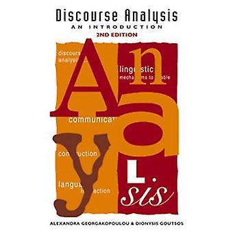 Diskurssi analyysi - johdanto (2. tarkistettu painos) jäseneltä Alexandr