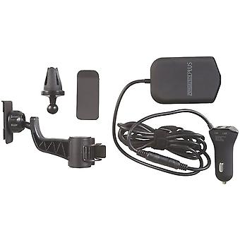 9.6A 4-Port USB Charger w/ Backseat Charger