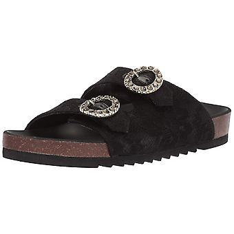 Negen West Women's ILLWAIT weefsel dia sandaal,