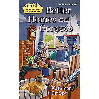Bedre hjem og lik: et Hamptons hjem & Garden mysterium
