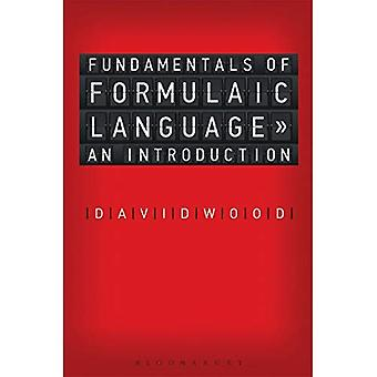 Fondamenti del linguaggio formulaico