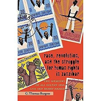 Rennen, Revolution und der Kampf für die Menschenrechte in Sansibar: die Memoiren von Sultan Ali Issa und Seif Sharif Hamad