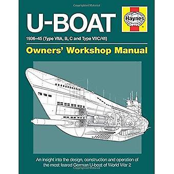 U-Boat handleiding ('Owners Workshop Manual)