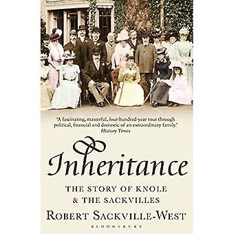 Overerving: Het verhaal van Knole en de Sackvilles