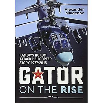 Gator på uppgång: Kamov's Hokum Attack helikopter historia 1977-2015