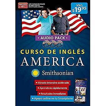 Curso de Ingl s Am rica de Smithsonian..Audiopack. Ingl s En 100 D as / America English Course, Smithsonian Institution