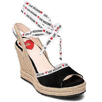 Elsker Moschino JA1633AI07JF0000 universellsommer kvinner sko