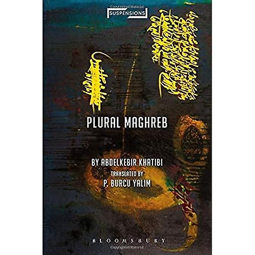 Plural Maghreb: Writings on� Postcolonialism (Suspensions: Contemporary Middle Eastern and Islamicate Thought)