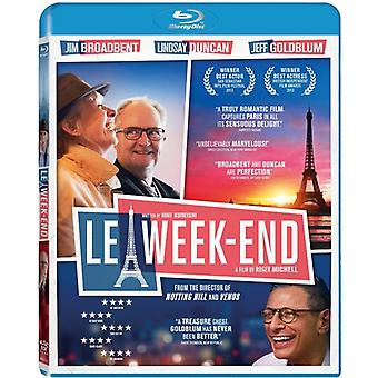 Le Week-End [BLU-RAY] USA import