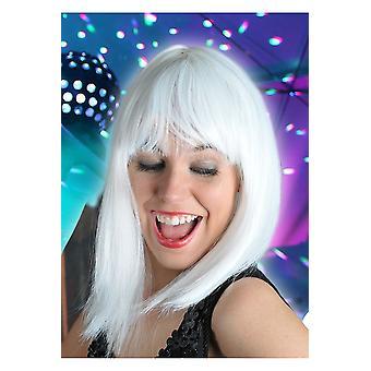 Parrucche parrucca Samantha bianco