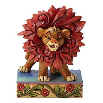 Disney Traditions Simba 'Just Can't Wait To Be King' Figurine