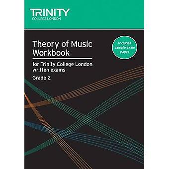 Theory of Music Workbook Grade 2 by Naomi Yandell - 9780857360014 Book