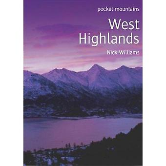 West Highlands by Nick Williams - 9780954421755 Book