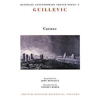 Carnac by Eugene Guillevic - Stephen Romer - John Montague - 97818522