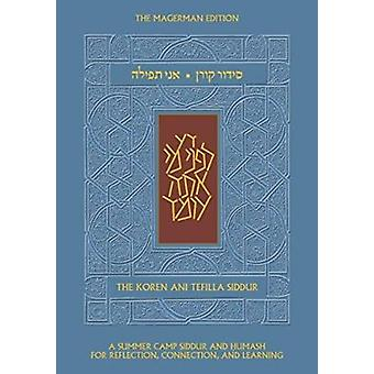 Ani Tefilla Siddur & Humash for Summer  - Ashkenaz - Standard - Hebrew