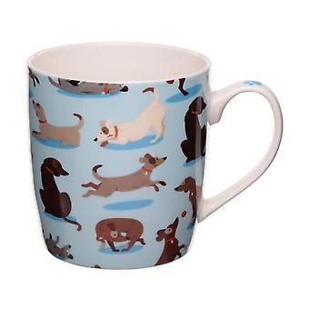 Puckator Catch Patch Dog Mug