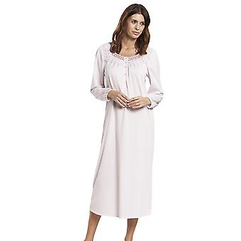Féraud 3883175 Women's Cotton Lace Night Dress Loungewear Night DressDress Night Dressdress Nightdress Nightdress