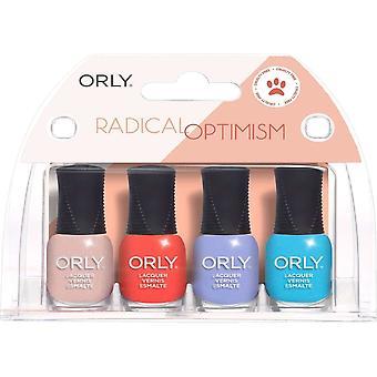 Orly Radical Optimism 2019 Spring Nail Polish Collection - Mini Kit (2810002)