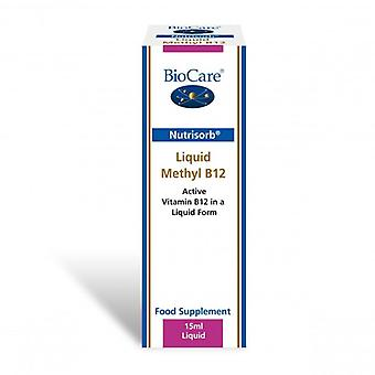 Biocare Nutrisorb Methyl B12 15ml (34215)
