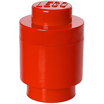 Lego Round Storage Brick 1 Fit (Babies and Children , Toys , Others)