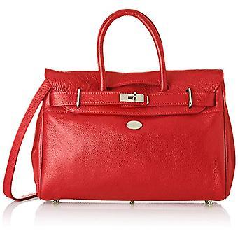 Mac Douglas Pyla Buni Xs - Red Woman Handbags (Rouge Fraise) 12.5x25x34.5 cm (W x H L)