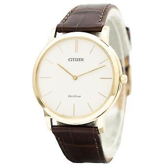Citizen Eco-aandrijving stilleto Super Thin Ar1113-12a mannen ' s horloge