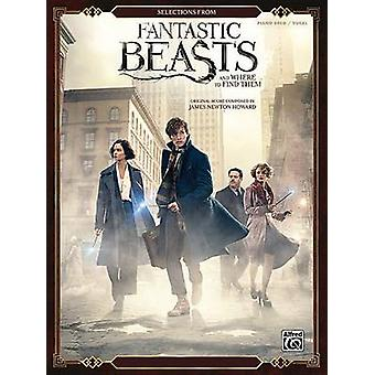 Selections from Fantastic Beasts and Where to Find Them - Piano Solos