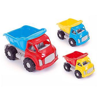 Plastic Vrachtwagen Assorti