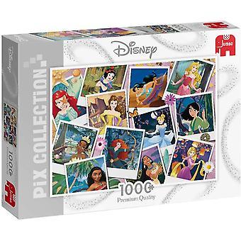 Jumbo Disney pix Collection-Princess selfies 1000 PC pussel