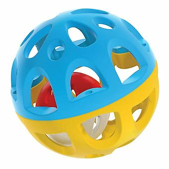 Winfun Easy Grasp Rattle Ball Baby Activity Toy