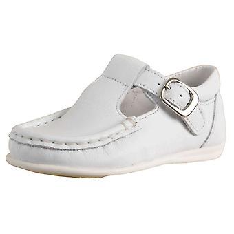 Landos Shoes Boy Ceremony 27848 White Color