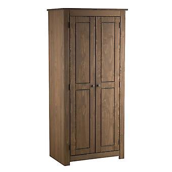Santiago 2 deur garderobe Distressed Pine