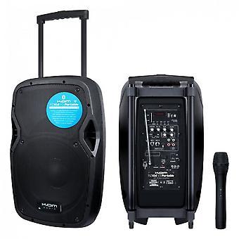 KAM Kam Rz10ap Portable Speaker With Handheld Microphone