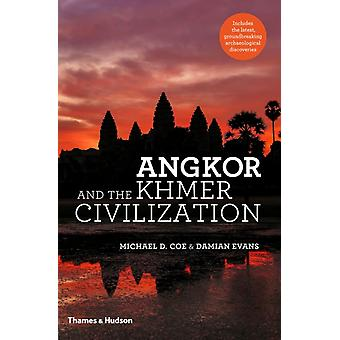 Angkor and the Khmer Civilization by Michael D Coe