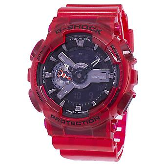 Casio G-Shock Sonderfarbmodelle Digital 200M GA-110CR-4A GA110CR-4A Men's Wat