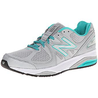New Balance Womens W1540SG2 Canvas Low Top Lace Up Running Sneaker
