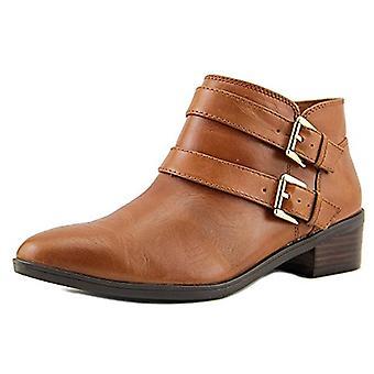 Bella Vita Frankie N/S Round Toe Leather Bootie