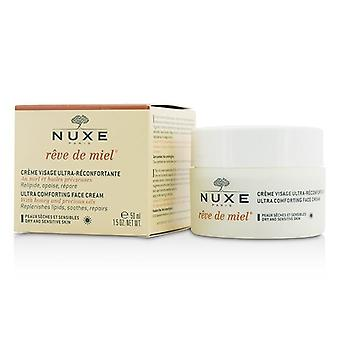 NUXE Reve De Miel Ultra comfortabele gezicht room - 50ml / 1.7 oz