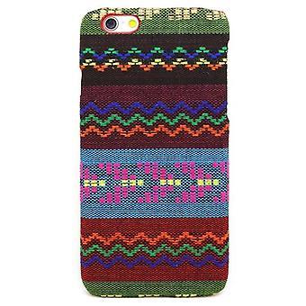For iPhone 6S PLUS, 6 PLUS tilfelle, Aztec Tribal Mønster Skjerming Cover
