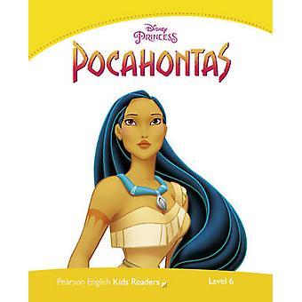 Level 6 - Disney Princess Pocahontas by Andrew Hopkins - 9781408288740