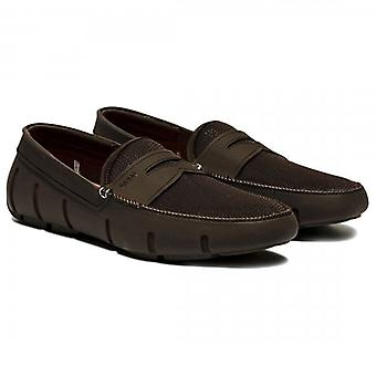 Swims Penny Loafers 319 Brown