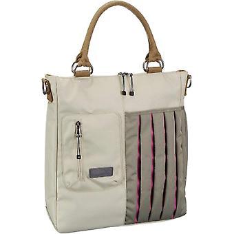 KangaROOS SALLA B0273 Women's shoulder bag 35x40x10 cm (L x A x P) Beige (Beige (moonbeam 109)) 35x40x10 cm (L x x A x P)